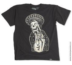 Virger de la caje #tshirt #mexico