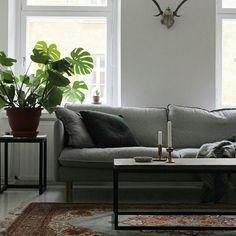 Kuusilinnan Ilma-sohva. Instagram @elisa_manninen.