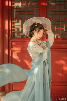 Asian Style, Chinese Style, China Girl, Chinese Clothing, Chinese Culture, Mori Girl, Hanfu, Cosplay, Historical Clothing