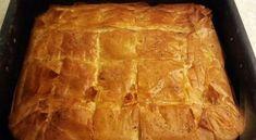 Καρδιτσιώτικη Μπατζίνα η παραδοσιακή & εύκολη πίτα | womanoclock.gr Spanakopita, Pie, Bread, Ethnic Recipes, Desserts, Food, Torte, Tailgate Desserts, Cake