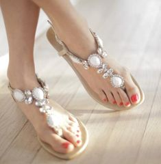Thong Sandals Positano by fibi & clo New York...Love them?? Email Style Leader, Marilyn @ silverita2007@aol.com