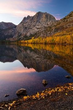 My stock photo of Silver Lake is available on 500px.