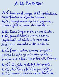 CVC. Rafael Alberti. Cronología
