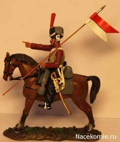 Lithuanian Tartar of the Imperial Guard Del Prado: Cavalry of the Napoleonic Wars