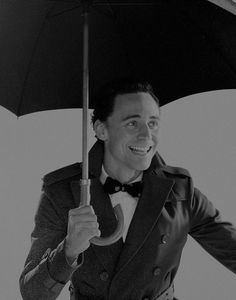 Image result for tom hiddleston umbrella