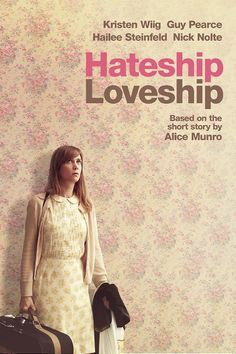 Ask ve Nefret - Hateship Loveship - 2013 - WEBRip Film Afis Movie Poster