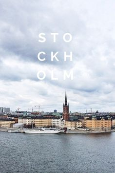 STOCKHOLM This past Easter @anddicted and I decided to explore the Swedish capital. It was a wonderful journey. our hotel Hotel Skeppsholmen Gamla Stan hidden corner the view from Skeppsholmen island Cafe Pascal Söderlmam Wienercaféet