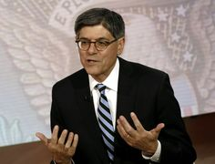 Straight talk from Ex Treasury secretary Lew explaining how the Trump tax cut is horribly cynical, and will negatively impact the most vulnerable among us.