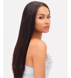 Sew-in hairstyles offer the versatility, length and color your natural hair may be lacking. See the best Sew in Hairstyles guaranteed to make you look great Relaxed Hair, Indian Hairstyles, Long Hairstyles, Amazing Hairstyles, Hair And Beauty, Diy Beauty, Beauty Tips, Natural Hair Styles, Short Hair Styles