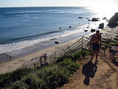 El Matador Beach by rpongsaj, via Flickr