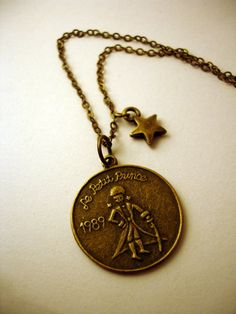 The Little Prince necklace <3