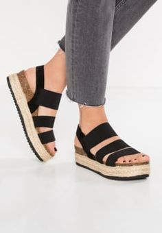 Sandalen met plateauzool online kopen   Zalando