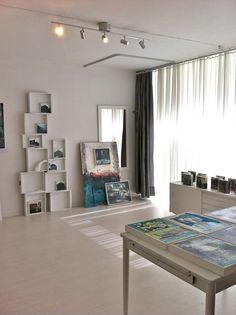 My showroom. Artist Kristiina´s studio.  #studio #showroom