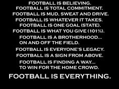 Football Quote