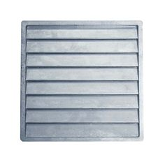 "Standard Die Cast Aluminium Wall Vent 9"" x 9"" (229 x 229mm) provides a robust option for Builders and Architects."