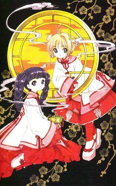 from a Japanese comic called Card Captor Sakura Cardcaptor Sakura, Syaoran, Sakura Sakura, Manga Art, Manga Anime, Studio Ghibli, Xxxholic, Card Captor, Clear Card