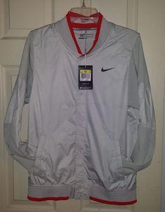 c8bff1f3d561 NEW Nike Golf Sport HyperAdapt Water Windbreaker Jacket Men s Small S  585816  NikeGolf  CoatsJackets