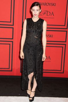 Rooney Mara in Calvin Klein Collection @ the 2013 CFDA awards