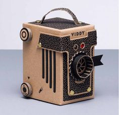 hello, Wonderful - 10 FUN WAYS TO MAKE A CAMERA FOR KIDS