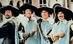 Lavish reburial for Three Musketeers author | World news | The ...