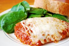 Chicken Parmesan Recipe - A Pumpkin And A Princess