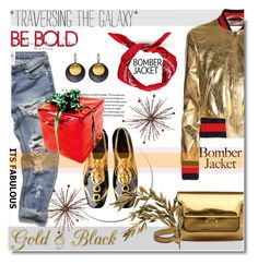 """""""Gold"""" by soks ❤ liked on Polyvore featuring мода, Boohoo, Marni, Hissia, women's clothing, women, female, woman, misses и juniors"""