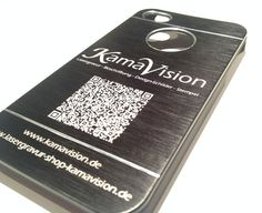Handy Case aus Alu mit individueller Lasergravur