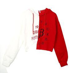 Zantt Mens Slim Fit Color Block Long Sleeve Hipster Pullover Sweatshirts