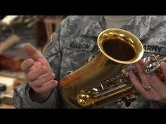 USArmyFieldBand: .What Not To Do: Saxophone Instrument Repair .