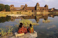 Mandu's Abandoned Ruins Are India's Secret 'Treasure Trove'