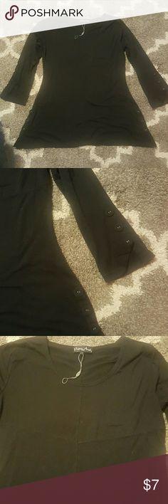 NWOT l/xl tunic bought but never worn L/XL Tops Tunics