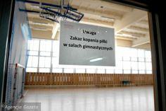 Piłka nożna bez kopania. Szkoła zabrania grać w sali gimnastycznej