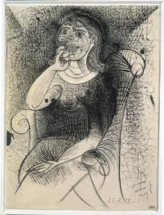picasso woman - Google-søgning