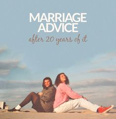 Marriage Advice (Aft