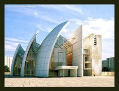 Jubilee Church (Chiesa di Dio Padre Misericordioso) - Roma