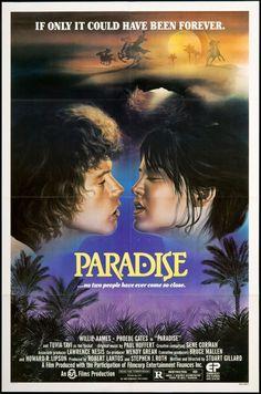 Paradise (1982) Watch the Trailer! / Willie Aames, Phoebe Cates, Tuvia Tavi Movie/*
