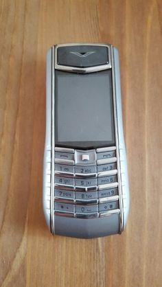 Vertu titanium mobile phone the ultimate mobile to have.
