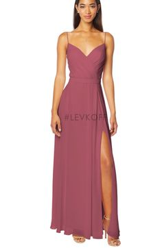 Bill Levkoff Bridesmaid Dresses, Designer Bridesmaid Dresses, Bridesmaid Dress Styles, Bridesmaids, Wedding Dresses, Allure Couture, Chiffon, Bridal, Formal Dresses