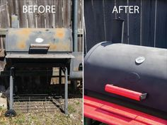 With a few tools and these easy steps, you can turn a lackluster grill into brand new.