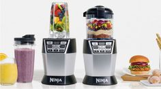 EXCLUSIVE OFFER: Nutri Ninja® Nutri Bowl™ DUO™ with Auto-iQ Boost™