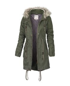 Merlin Parka - my winter coat!