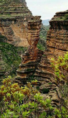 Shirez strait, Koohdasht, Lorestan, Iran #Iran #nature