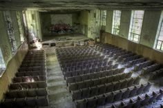 Ghost theaters