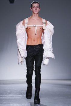 Gay fashionable