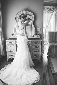 Lenox Wedding at The Elm Court Estate from Photography by KLC  Read more - http://www.stylemepretty.com/massachusetts-weddings/2013/08/28/lenox-wedding-at-the-elm-court-estate-from-photography-by-klc/