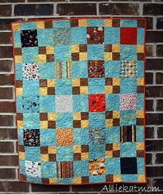 Quilt pattern to try.