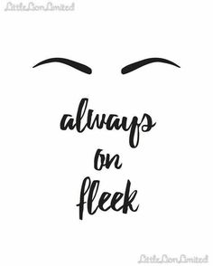Are yours on fleek? Eyebrows always on fleek You will receive a prompt to… Eyebrow Quotes, Makeup Quotes, Beauty Quotes, Eyebrow Pics, Lash Quotes, Eyebrows Goals, Eyebrows On Fleek, Perfect Eyebrows, Henna Brows