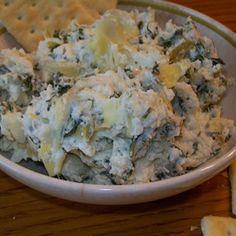 Crock-Pot Spinach & Artichoke Dip Recipe - ZipList