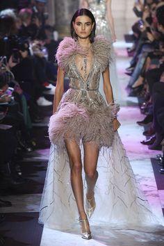 Elie Saab Spring/Summer 2018 Couture | British Vogue