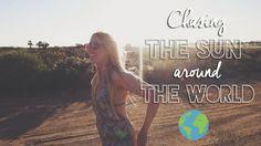 Chasing the sun around the world
